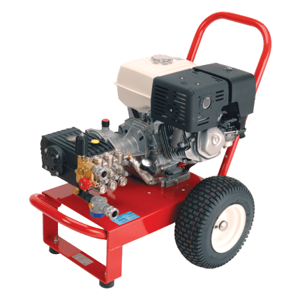ECO HR 20-21 (Petrol) Engine Driven Cold Water Pressure Washer