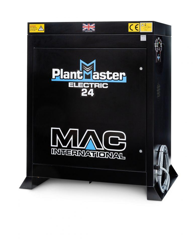 MAC Plantmaster Electric 11/120 (415v) Electrically Heated Hot Water Pressure Washer