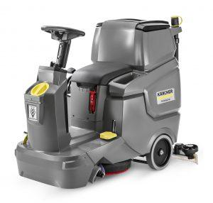Karcher BD 50/70 R Bp Classic (Battery) Ride on Floor Scrubber Drier