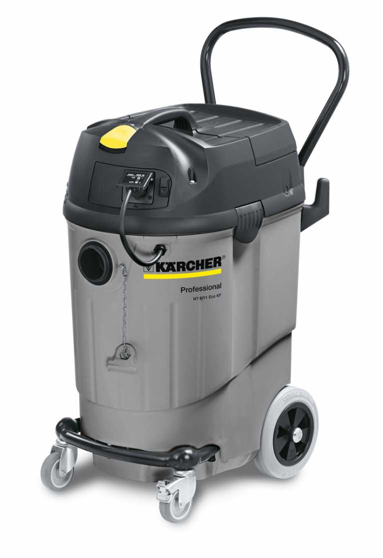 Karcher NT 611 Wet & Dry Vacuum Cleaner