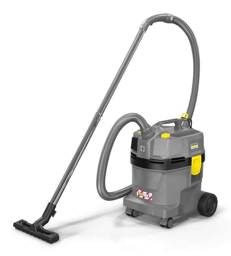 Karcher NT 22/1 AP TE L (110v) Wet & Dry Vacuum Cleaner
