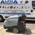 Gallery of Ex-Hire Karcher HDS 10/20-4 M (415v) Hot Water Pressure Washer