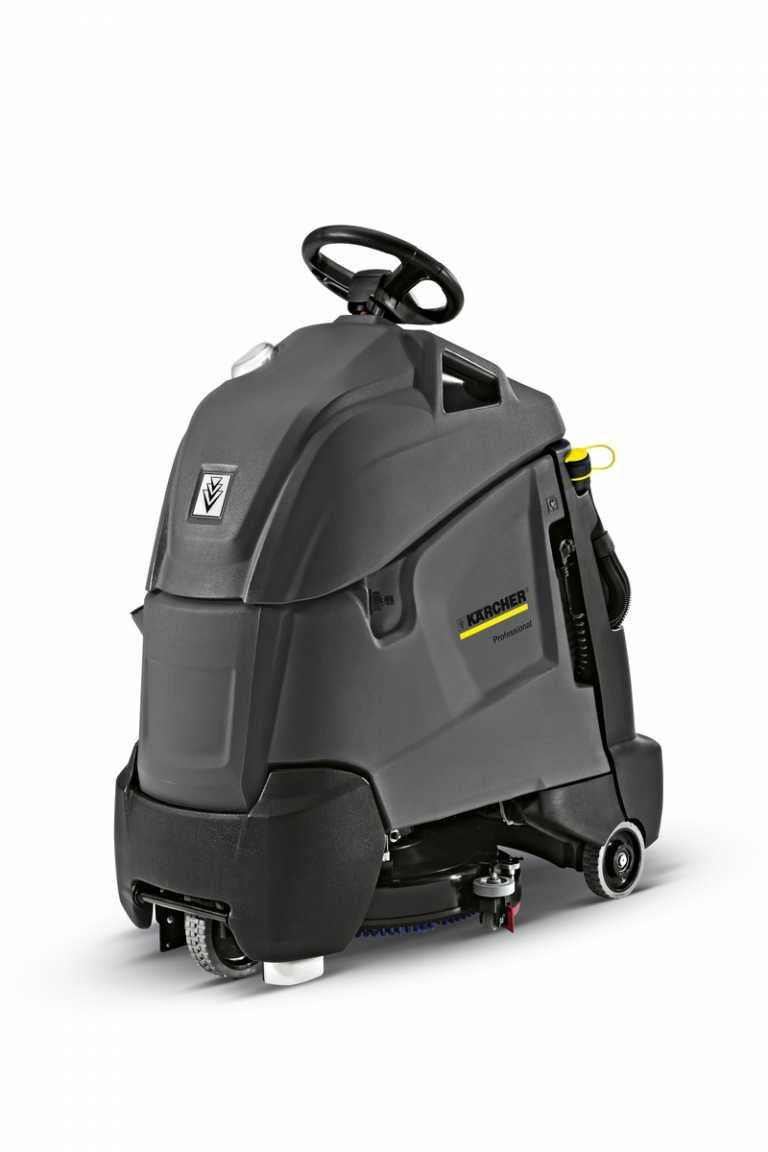 Karcher BD 50/40 RS (Battery) Step on Floor Scrubber Drier