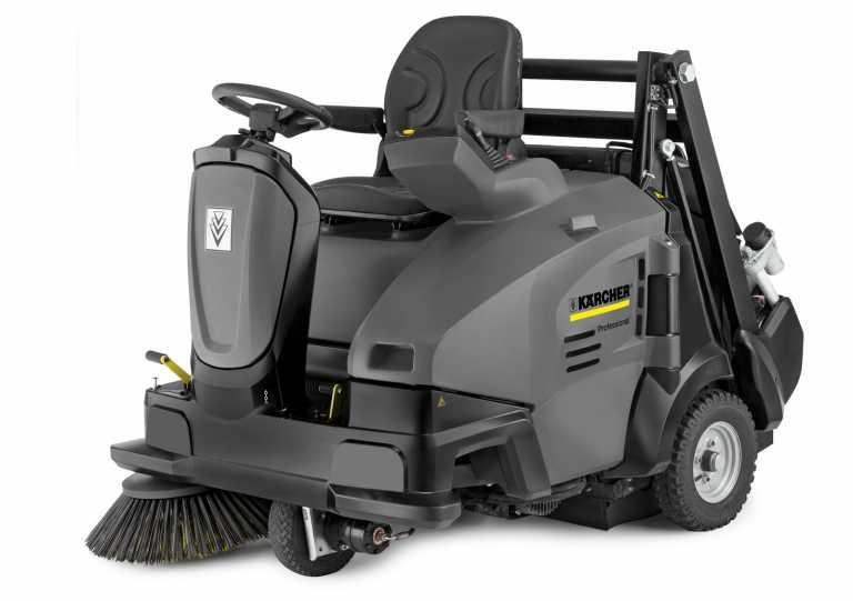 Karcher KM 105/110 R G+KSSB (Petrol) Ride on Floor Sweeper