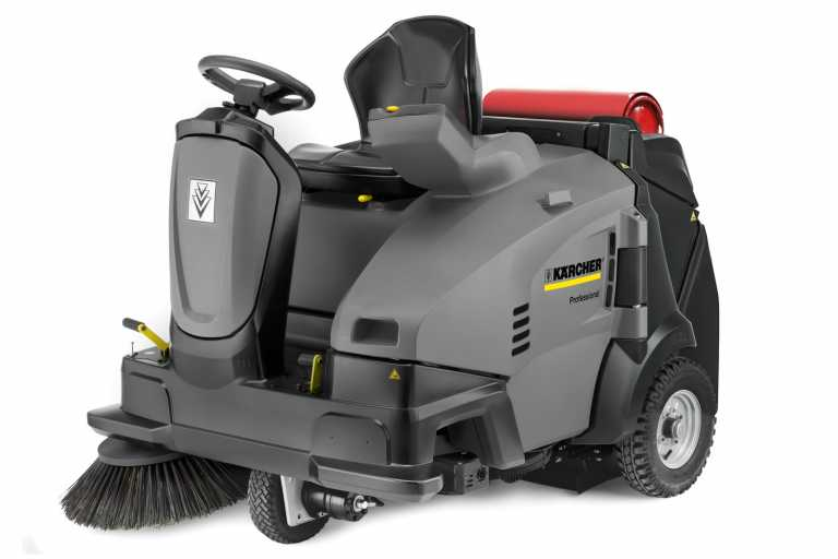 Karcher KM 105/100 R LPG+KSSB (LPG) Ride on Floor Sweeper