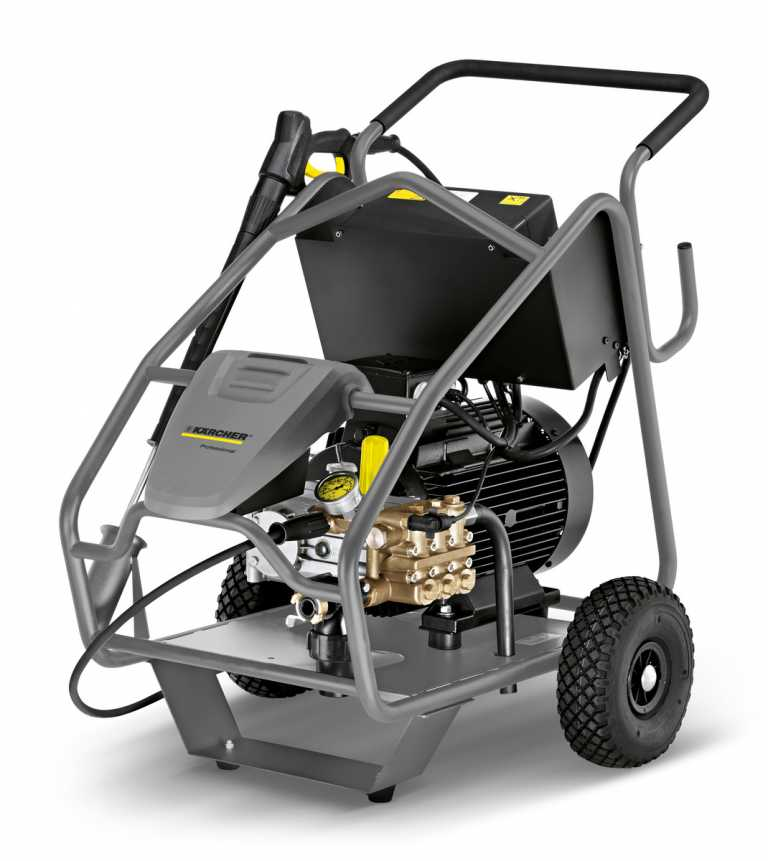 Karcher HD 9/50-4 Cage Engine Driven Cold Water Pressure Washer