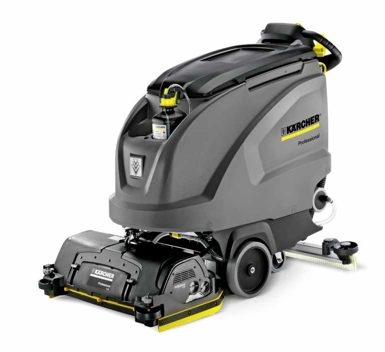 Karcher B 60 W Walk Behind Floor Scrubber Dryer