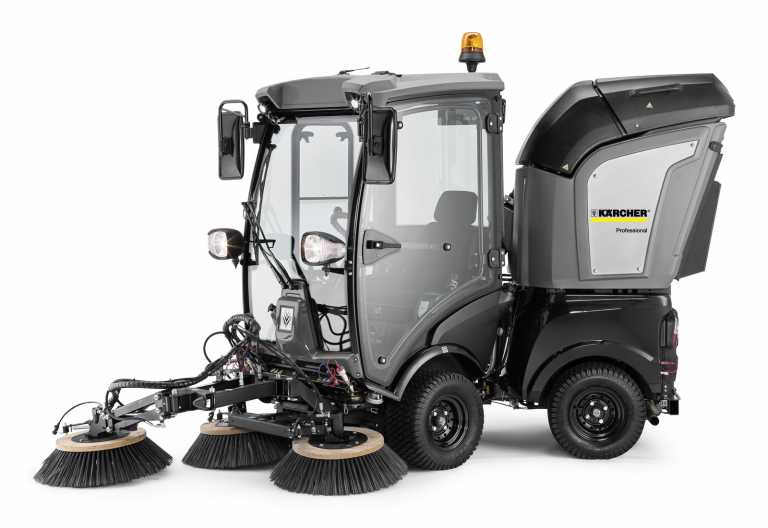 Karcher MC 50 Advanced Comfort Ride on City Sweeper