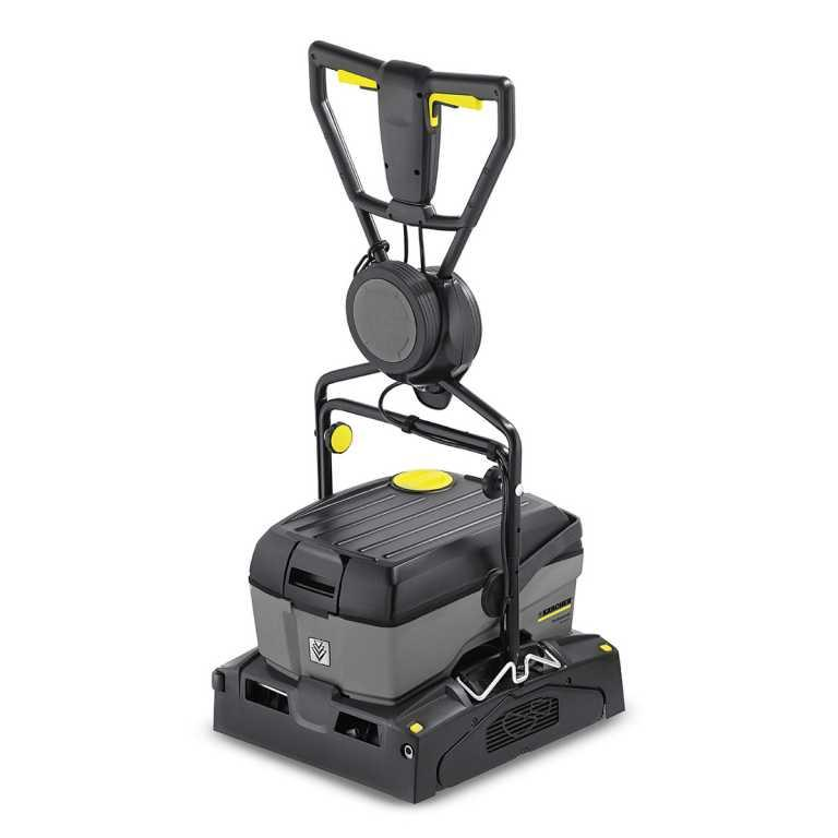 Karcher BR 40/10 C Walk Behind Floor Scrubber Dryer