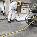 Gallery of Karcher HD 9/50 Pe Engine Driven Cold Water Pressure Washer