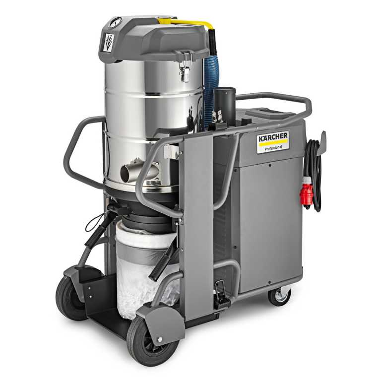 Karcher IVS 100/40 Lp Industrial Vacuum Cleaner