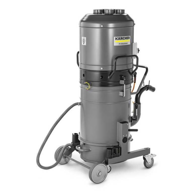 Karcher IVR 40/15 Pf Industrial Vacuum Cleaner