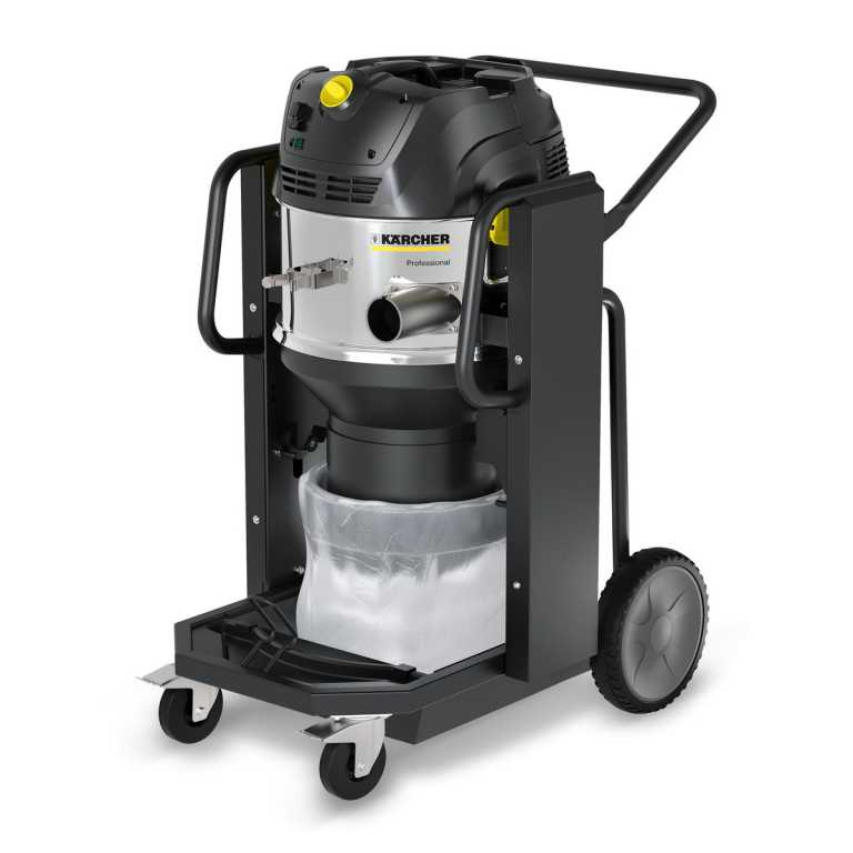 Karcher IVC 60/24-2 Tact² Longopac Industrial Vacuum Cleaner
