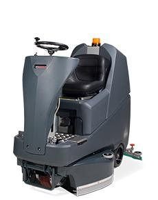 Numatic TTV678G (Battery) Ride on Floor Scrubber Dryer