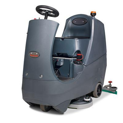 Numatic CRG8072 (Battery) Ride on Floor Scrubber Dryer