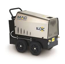 MAC LUX 14/150 Hot Water Pressure Washer