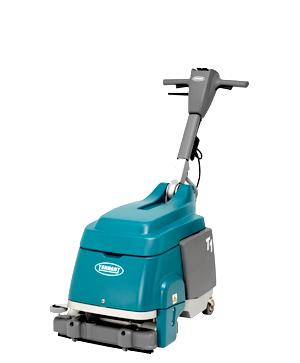 Tennant T1B (Battery) Walk Behind Scrubber Dryer