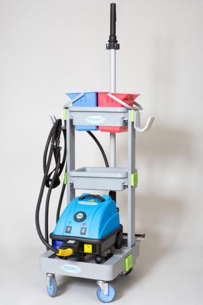 Duplex Janitorial Steam System
