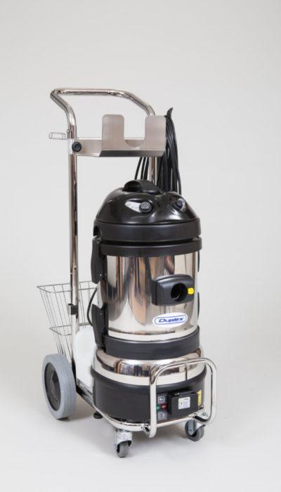 Duplex Jet Vac Eco Steam Cleaner