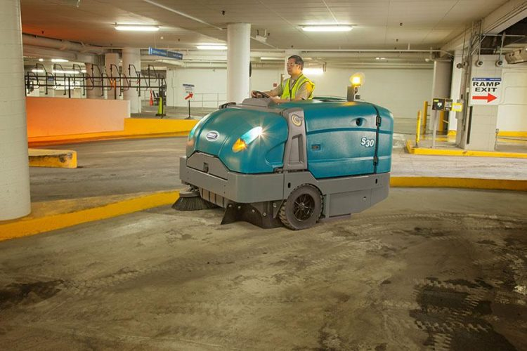 Floor Sweepers for Hire