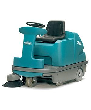 Tennant S12 Compact Ride-on Sweeper