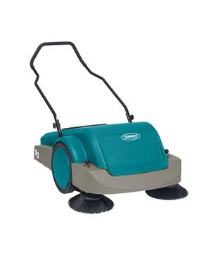 Tennant S3 Manual Walk Behind Sweeper