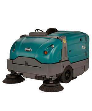 Tennant S30 Mid-Sized (LPG) Ride-on Sweeper