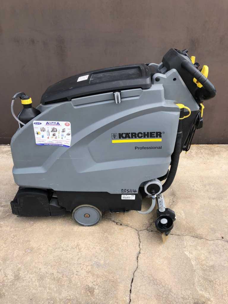 Ex-Hire Karcher B 40 W Floor Scrubber Dryer