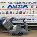 Gallery of Ex-Demo Karcher BD 50/70 (Battery) Ride on Floor Scrubber Dryer