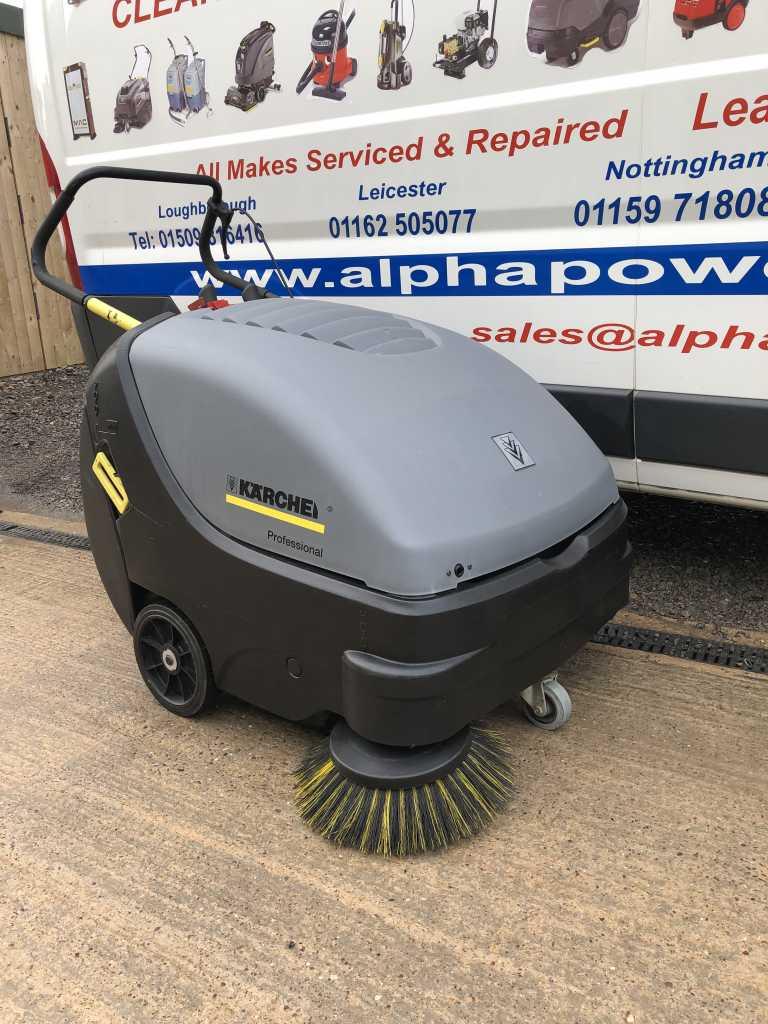 Ex-Demo Karcher KM 85/50 (Battery) Floor Sweeper