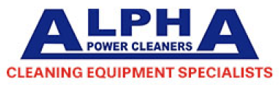 Alpha Power Cleaners Logo