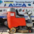 Gallery of Ex-Hire Hako Scrubmaster B115 R Ride on Floor Scrubber Dryer