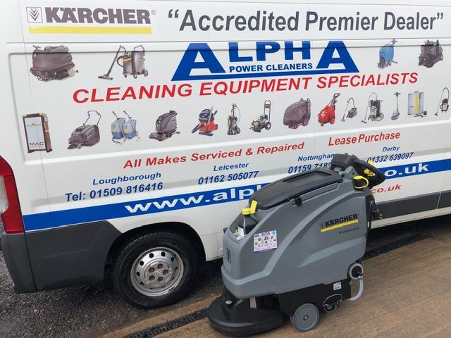 Ex-Demo Karcher B 40 W Floor Scrubber Dryer