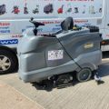 Gallery of Ex-Demo Karcher B 200 R Ride on Floor Scrubber Dryer