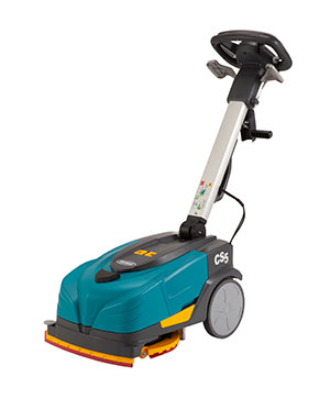 Tennant CS5 Micro Floor Scrubber Dryer