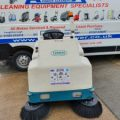 Gallery of Ex-Hire Tennant 6200 (Battery) Ride on Floor Sweeper