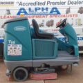 Gallery of Ex-Demo Tennant T16 Ride on Scrubber Dryer