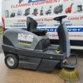 Gallery of Ex-Hire Karcher KM 100/100 R Bp Ride on Floor Sweeper