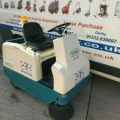 Gallery of Ex-Hire Tennant 6100 Ride on Floor Sweeper