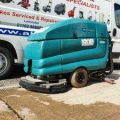 Gallery of Ex-Hire Tennant 5680 Floor Scrubber Dryer