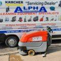 Gallery of Ex-Hire Hako B650/07 Floor Scrubber Dryer