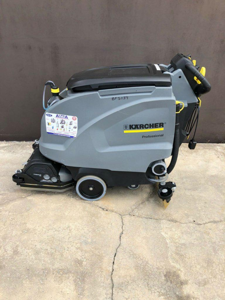 Ex-Hire Karcher B 60 W Floor Scrubber Dryer