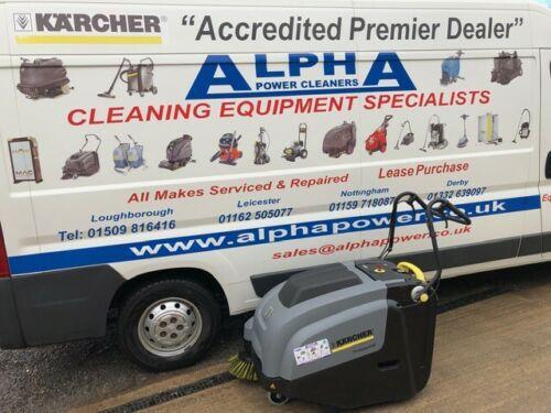 Ex-Hire Karcher KM 75/40 W Bp Floor Sweeper