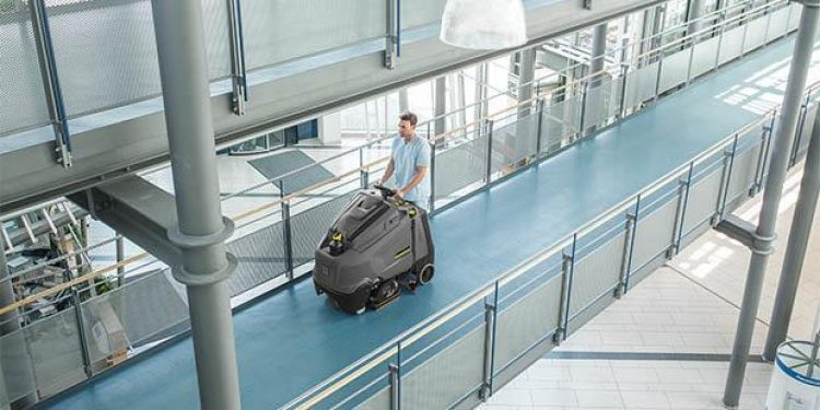 Step On Scrubber Dryers for Hire